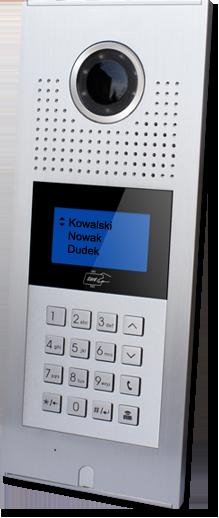 Panel wideodomofonowy C5-G9E21
